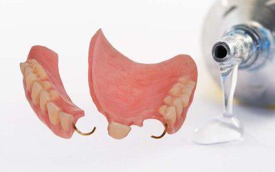 Why you should never superglue a broken denture